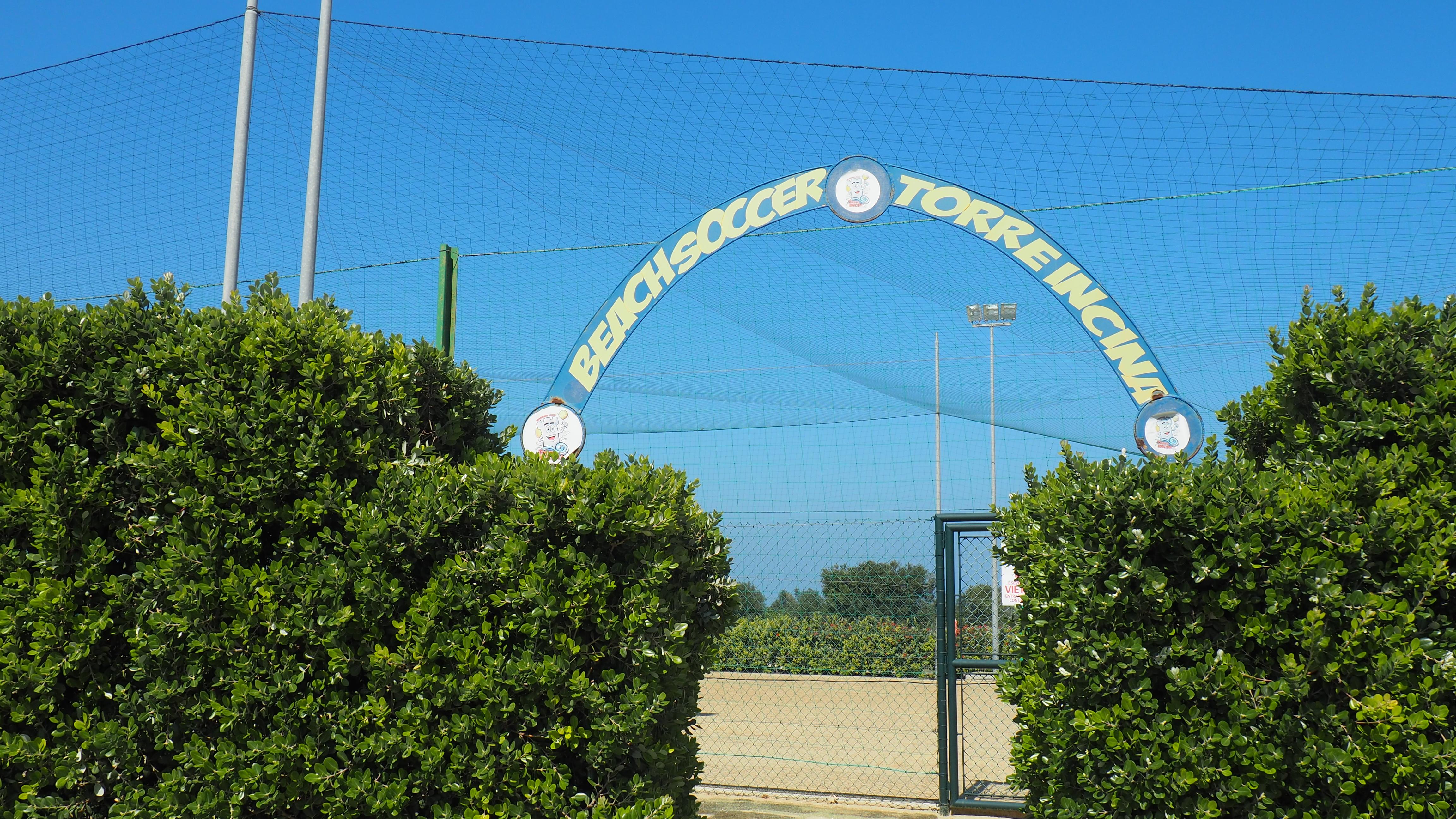 Centro sportivo polignano a mare beach volley e soccer sporting